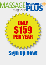 Massage Magazine Insurance Plus provides comprehensive coverage at great rates. Contact us today!