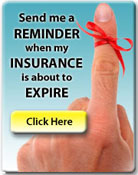Don't let your massage liability insurance policy expire! Sign up with MMIP for a reminder to renew!