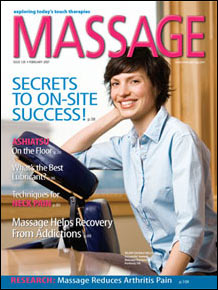 Massage Magazine provides the most affordable insurance for massage therapists and offers other great benefits with every massage liability policy account.